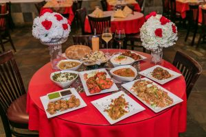 indian-food-on-table