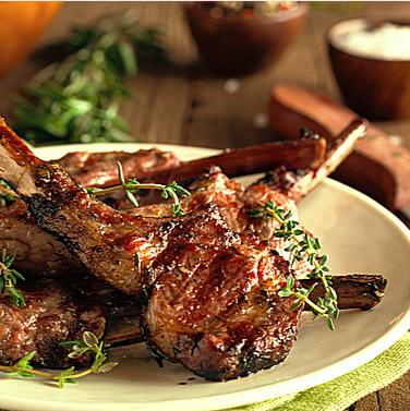 indian food non veg lamb chops
